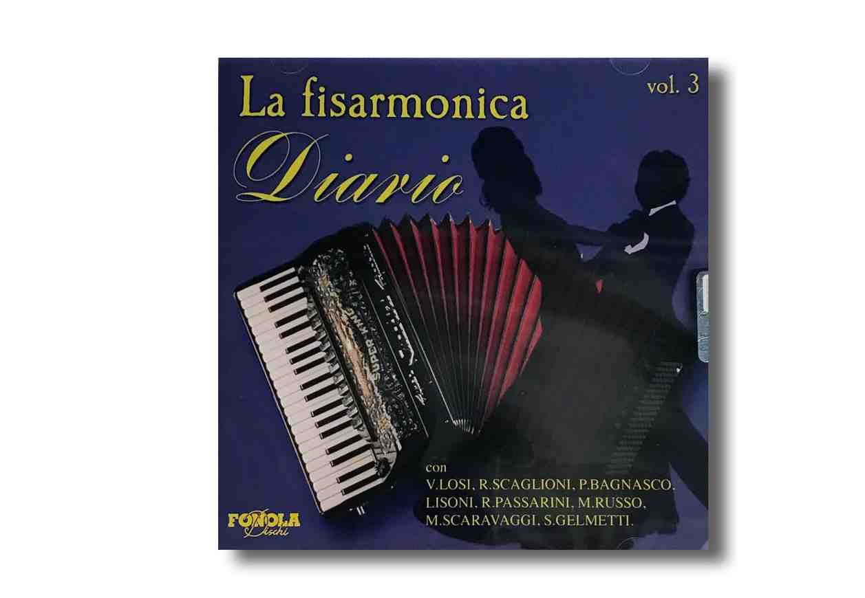 CD Fisarmonica Diario
