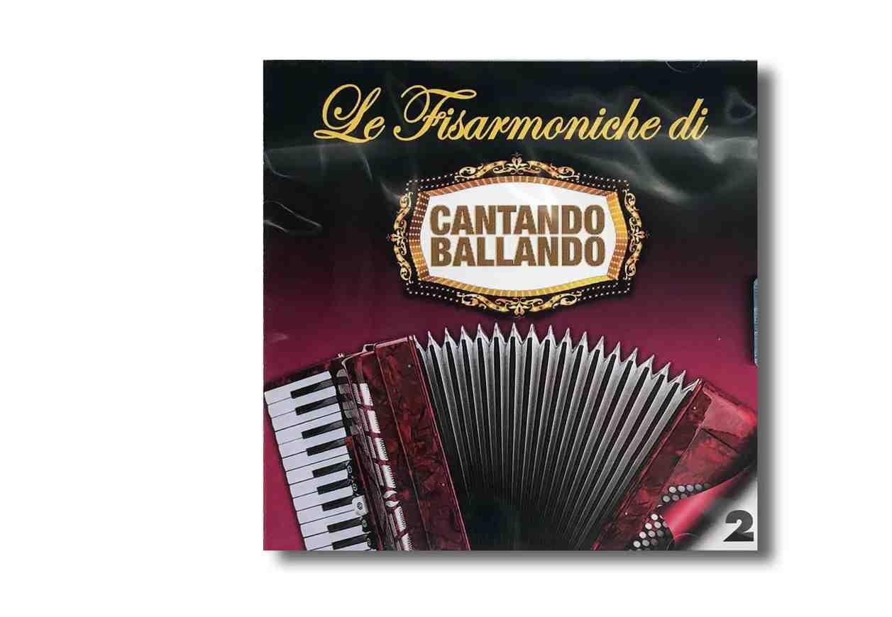 CD Le Fisarmoniche di Cantando Ballando