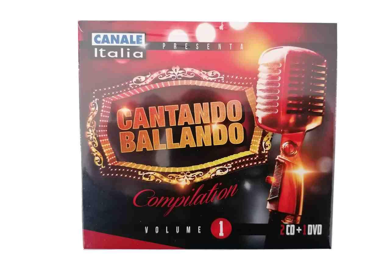 CD Cantando Ballando