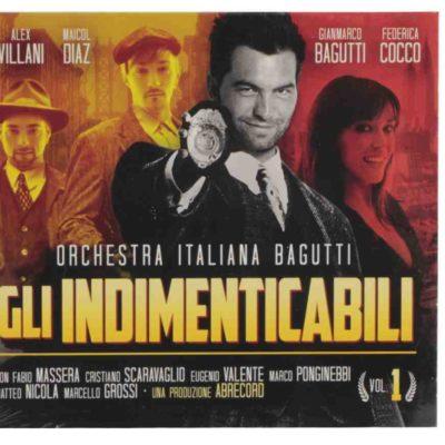 CD Orchestra Italiana Bagutti - Volume 4
